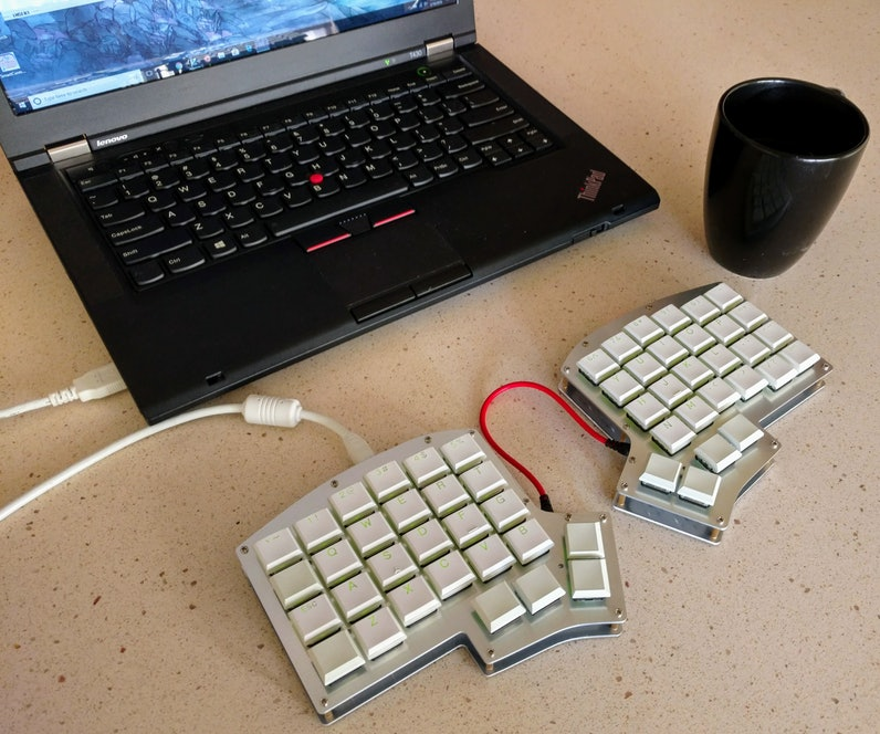 Keyboard & Drink | Drop (formerly Massdrop)