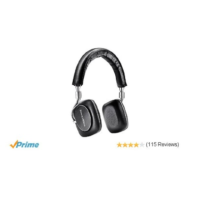 Amazon.com: Bowers & Wilkins P5 S2 Headphones, Black (Wired): Home Audio & Theat