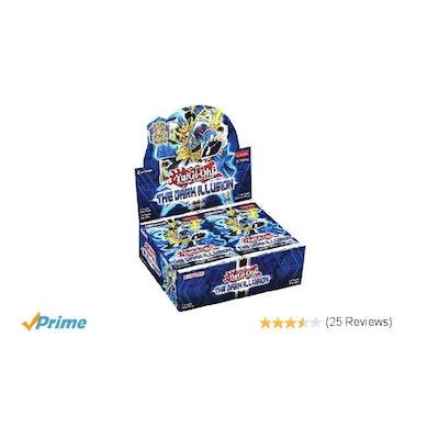 Amazon.com: Dark Illusion Booster Box SW 9 Cards Per Pack/24 Packs Per Box: Toys