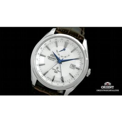 Orient Polaris GMT