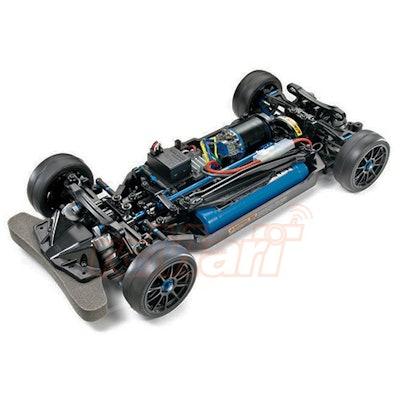 Tamiya 1/10 TT02R Chassis Kit #84409,