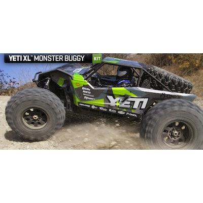 Axial Racing - Yeti™ XL 1/8th Scale Electric 4WD - Kit