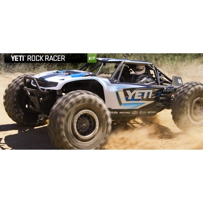 Axial Racing - Yeti™ 1/10th Scale Electric 4WD - RTR