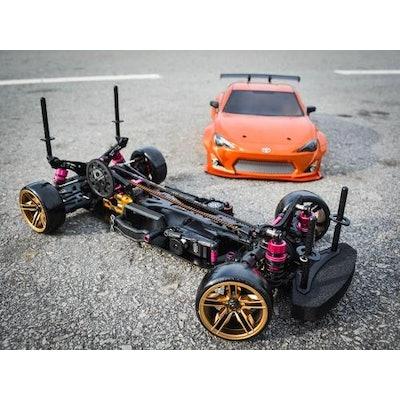 3Racing Sakura D4 AWD 1/10 Drift Car Kit #KIT-D4AWD Free Ship,