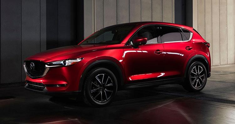 2017 Mazda CX-5 Crossover SUV