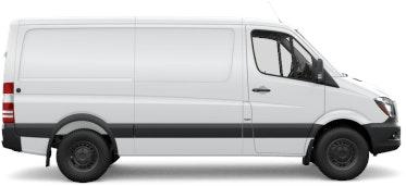 Mercedes-Benz Vans: Sprinter and Metris Commercial Vehicles