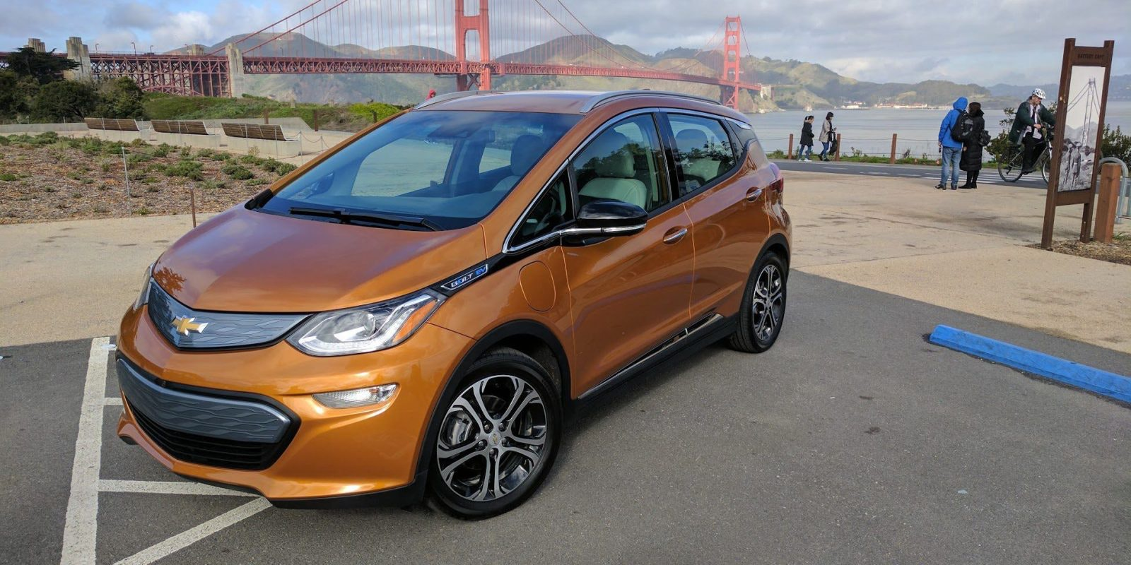 2017 Bolt EV: All-Electric Vehicle | Chevrolet