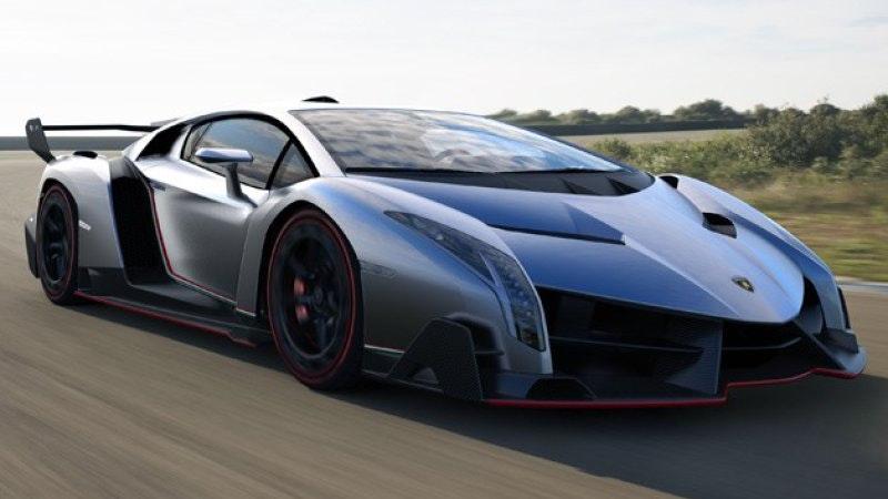 Lamborghini veano