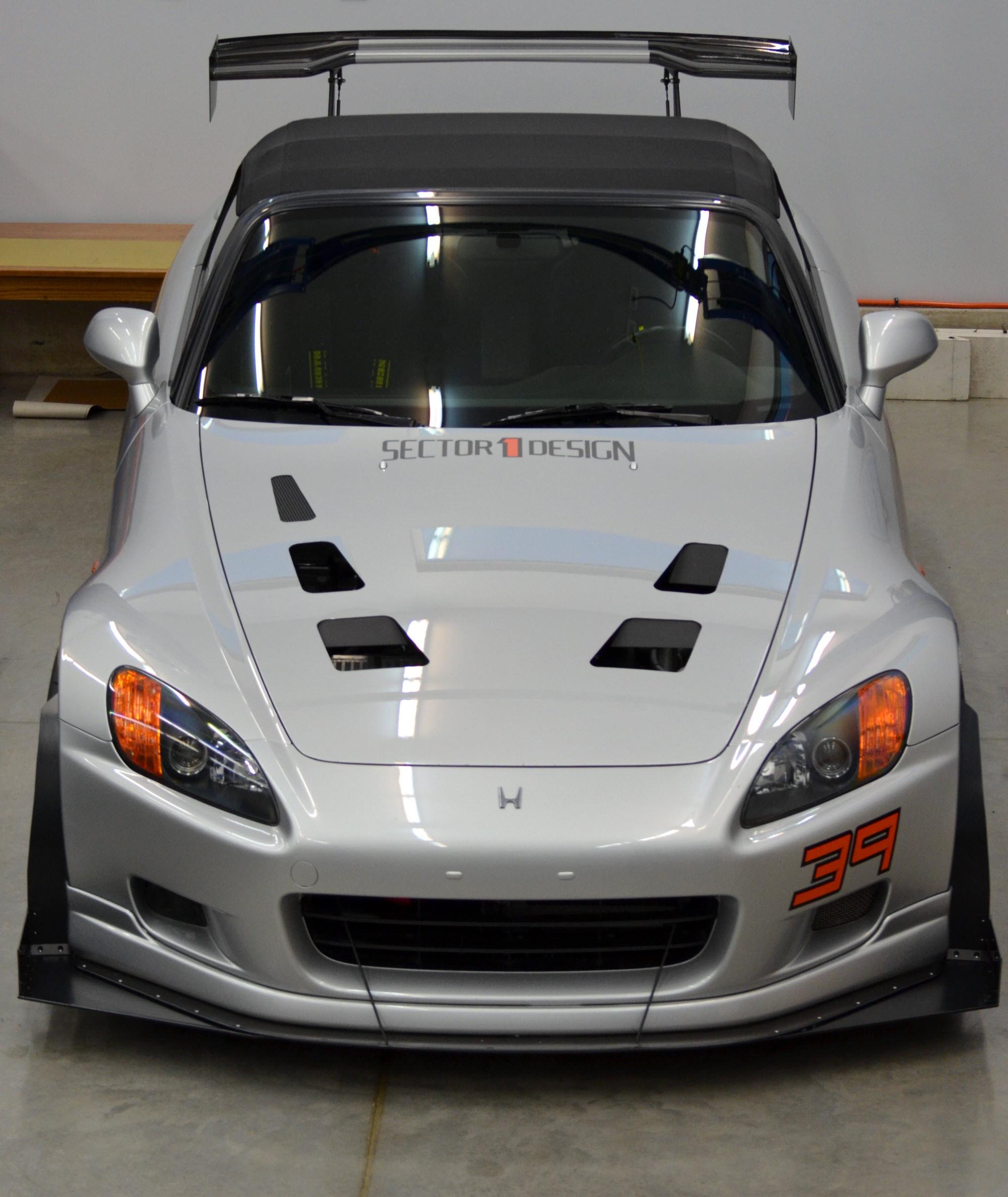 Honda S2000!