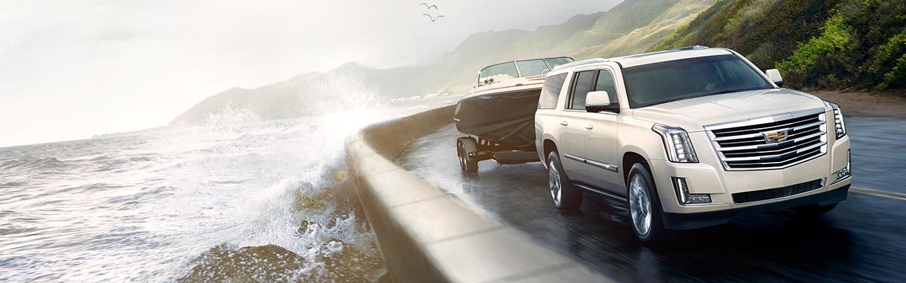Cadillac | 2017 Escalade & Escalade ESV