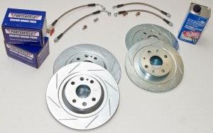 Flyin' Miata  1994-02 brake upgrade kit