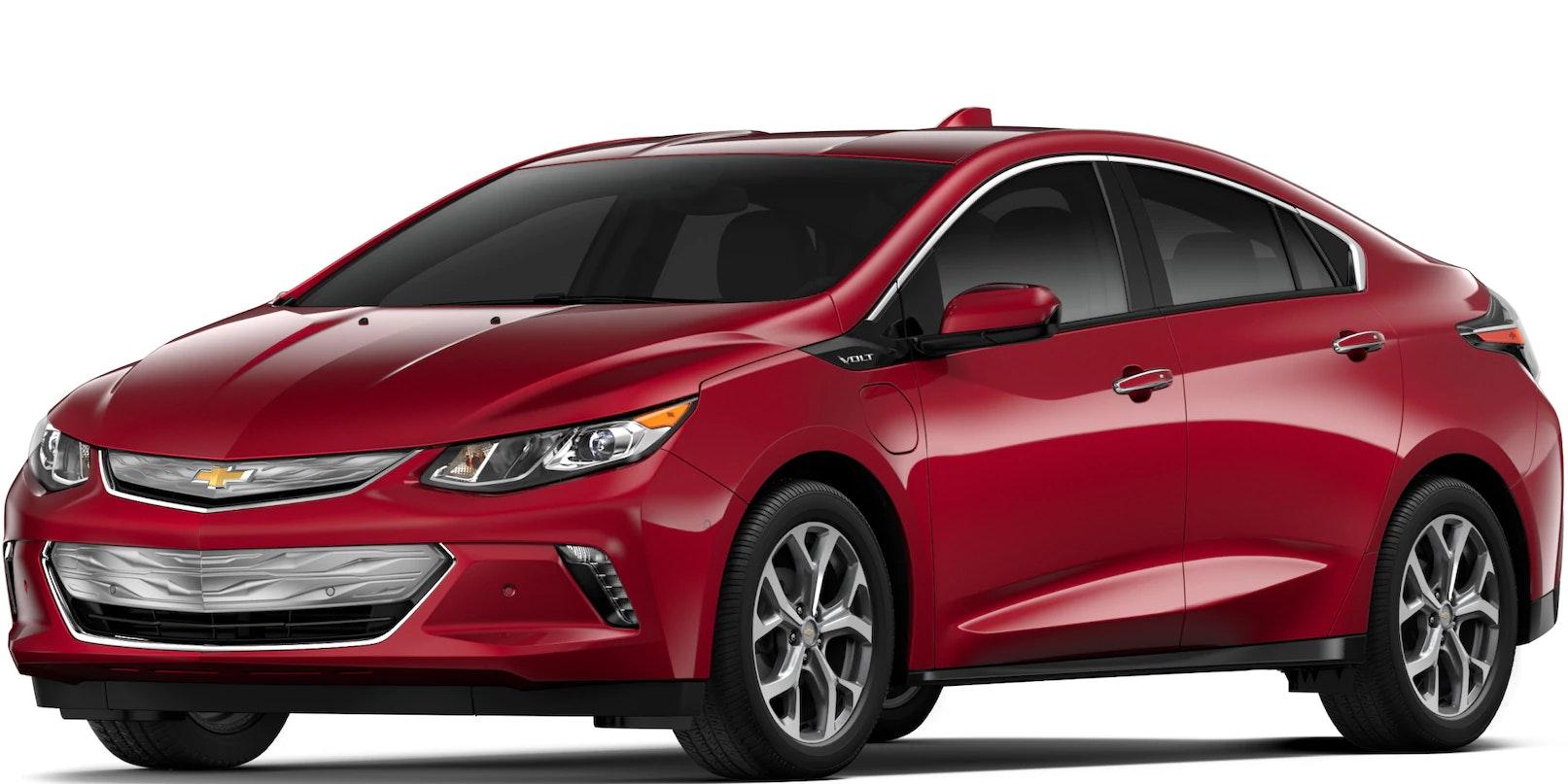 2017 Volt: Hybrid Electric Cars | Chevrolet