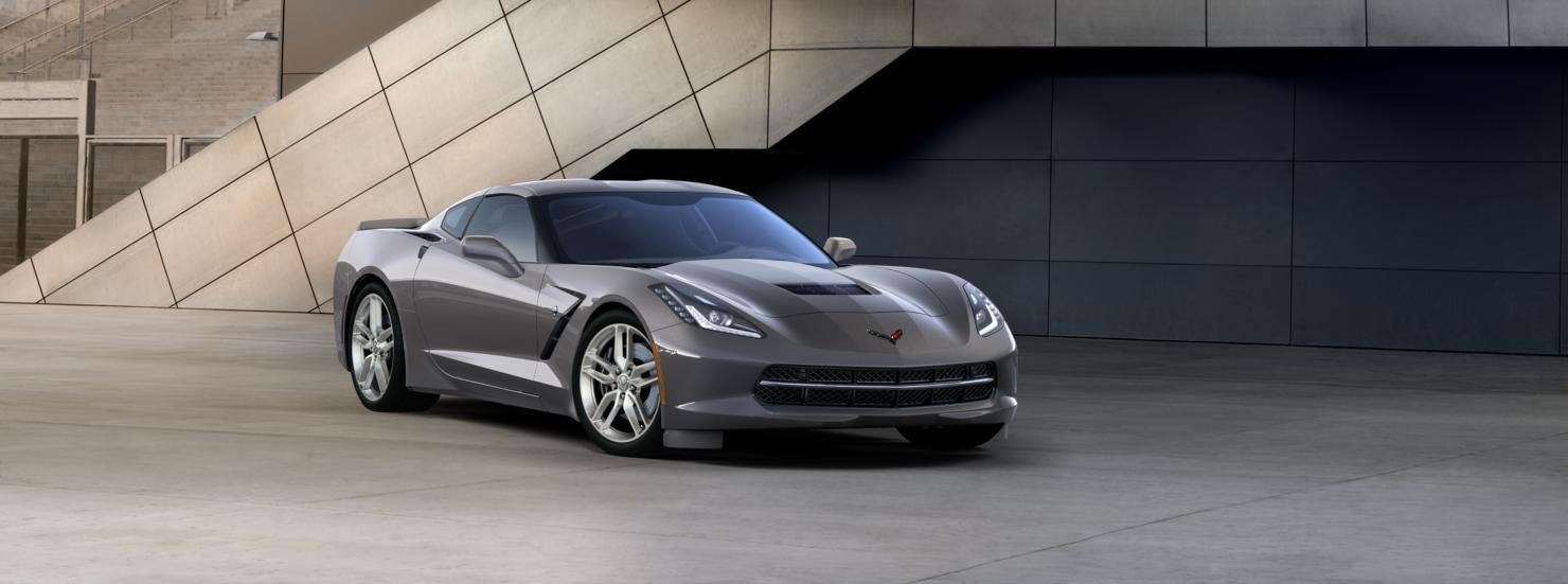 2016 Corvette Stingray: Sports Car | Chevrolet