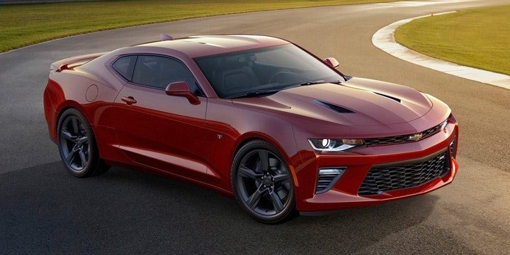 2016 Camaro Sports Cars: Coupe - Convertible | Chevrolet