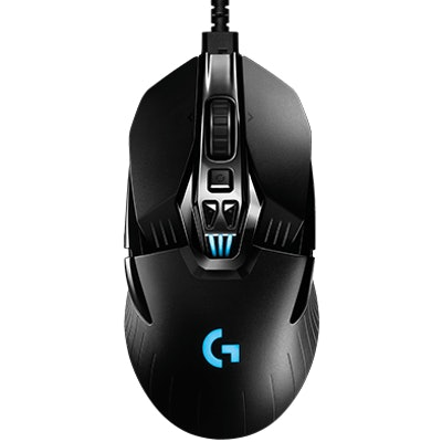 Logitech G900 Chaos Spectrum Wired or Wireless Gaming Mouse