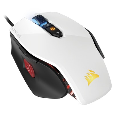 M65 PRO RGB FPS Gaming Mouse — White