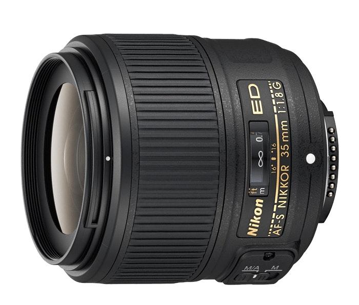 AF-S NIKKOR 35mm f/1.8G ED lens | DSLR lenses from NikonProductDetail