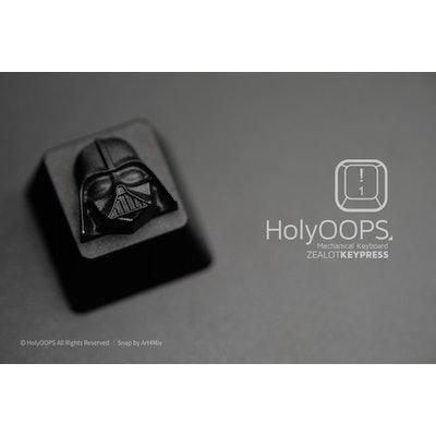 HolyOOPS Darth Vader 3D Aluminum Keycap - GeekKeys