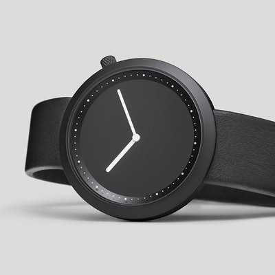 Bulbul Watches - Black Facette