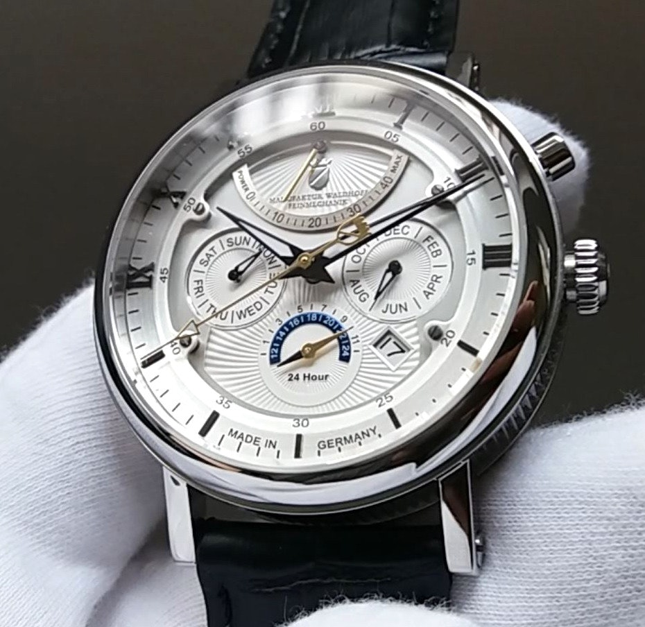 Waldhoff Multimatic Diamond Silver