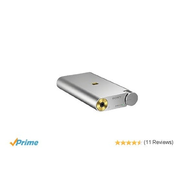Amazon.com: Sony PHA1A Portable Hi-Res DAC/Headphone Amplifier, Silver: Electron