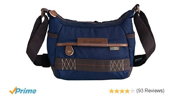 Amazon.com : VANGUARD HAVANA 21BL Shoulder Bag, Blue : Camera & Photo