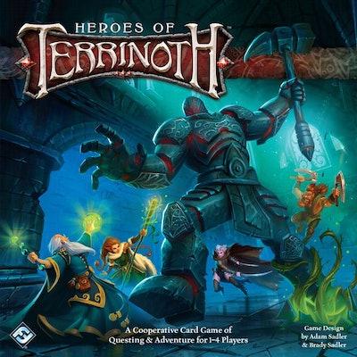 Heroes of Terrinoth | Board Game