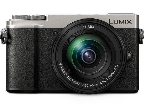 LUMIX GX9 Mirrorless Camera Body, 20.3 Megapixels, In-Body Image Stabilizer, plu