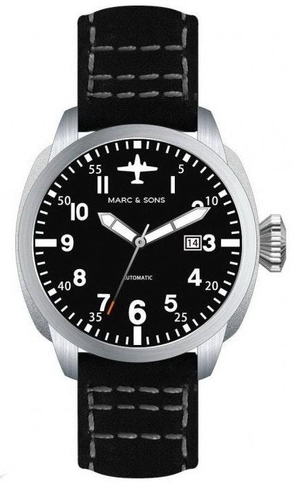 MARC & SONS Pilot Watch  MSF-005L3