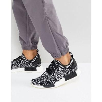 adidas Originals   adidas Originals NMD R1 Primeknit Sneakers In Black BY3013