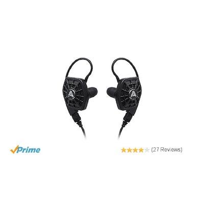 Amazon.com: Audeze iSINE10 In Ear, Semi Open Headphone (Black): Home Audio & The