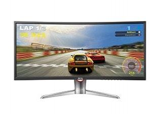 BenQ XR3501 ultra curve Gaming Monitors | BenQ Global