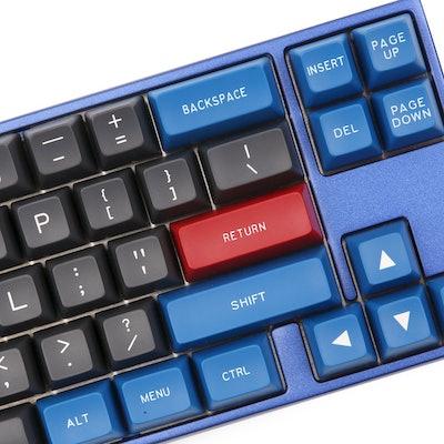 MAXKEY BLUE & GRAY SA KEYCAPS SET  – KBDfans Mechanical Keyboards Store