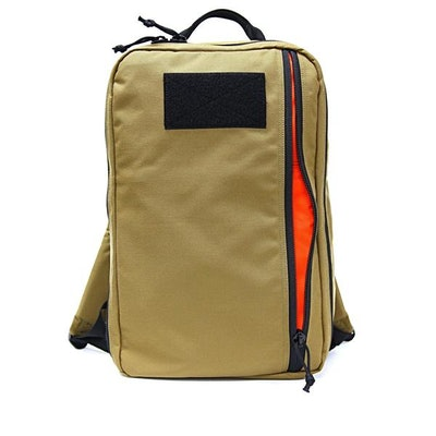 Everyday Carry 24 HOUR Backpack, Mil-Spec - 100% USA Made! - Recycled Firefighte