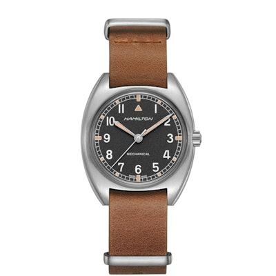 Khaki Pilot Pioneer Mechanical   Khaki Aviation - H76419531   Hamilton Watches