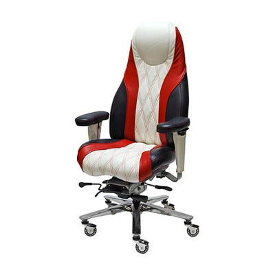Ultimate Executive – High Back 2390 - Lifeform Chairs