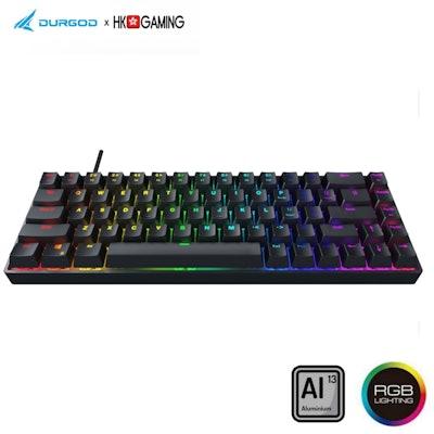 Durgod x HK - Hades 68 - Mechanical Gaming Keyboard – HK Gaming   American