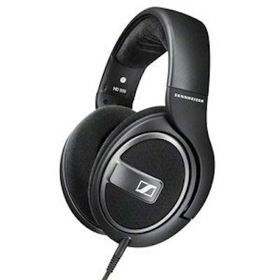 Sennheiser HD 559 - Headphones Around Ear - Powerful Stereo & Superb Sound