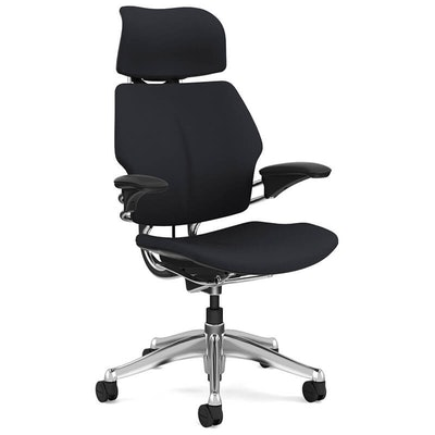 Ergonomic Executive Chair with Headrest | Humanscale