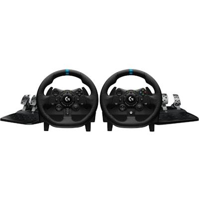 Logitech G923 TRUEFORCE Sim Racing Wheel for Xbox, Playstation and PC