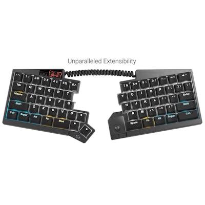Ultimate Hacking Keyboard V2
