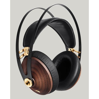 Meze 99 Classics Walnut Gold Wood Headphones | Meze Audio - Sound. Comfort. Desi