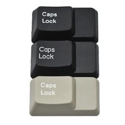 Stepped Caps Lock