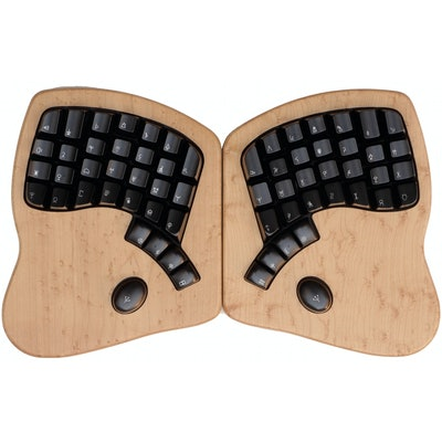 Keyboardio Model 100