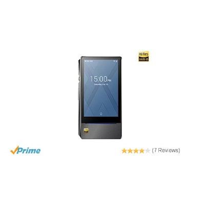 Amazon.com : FiiO X7 Mark II Smart Hi-Res Lossless Music Player 64GB : Electroni