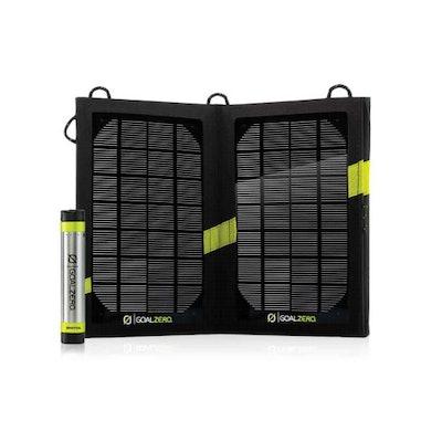 Goal Zero Switch 8 & Nomad 7 Kit | Complete Solar Kits | Goal Zero