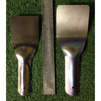Ultralight Titanium Cooking Spatulas