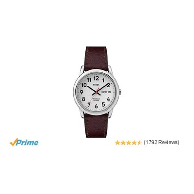 Timex Men's T20041 Easy Reader