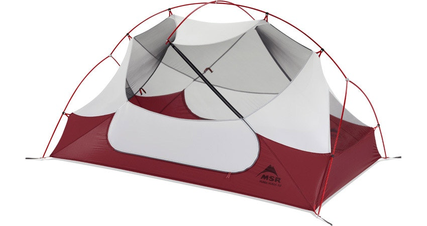 MSR® Hubba Hubba™ NX 2-Person Backpacking Tent
