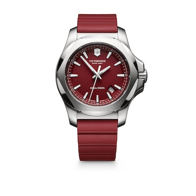I.N.O.X. the rugged Swiss Watch (red) | Victorinox